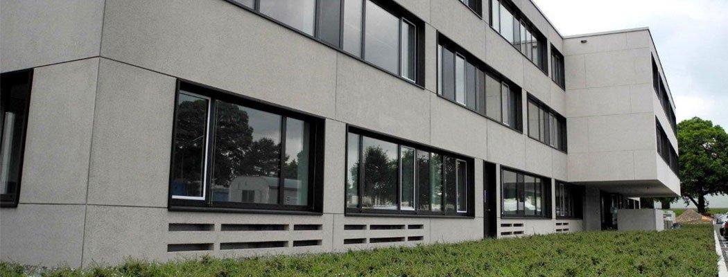 Bürogebäude mit Rechenzentrum in Geilenkirchen