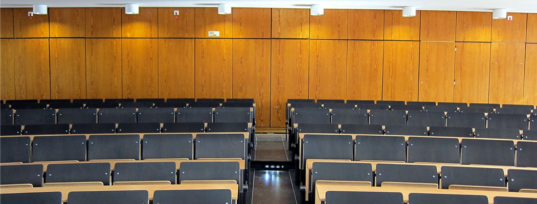 Instandsetzung Rechenzentrum RWTH in Aachen, Bauherr BLB NRW Aachen, Planung 1960 Planungsgruppe Prof. Kühn, Wertz, Cloeren, Objektplanung: Leistungsphasen 2-8