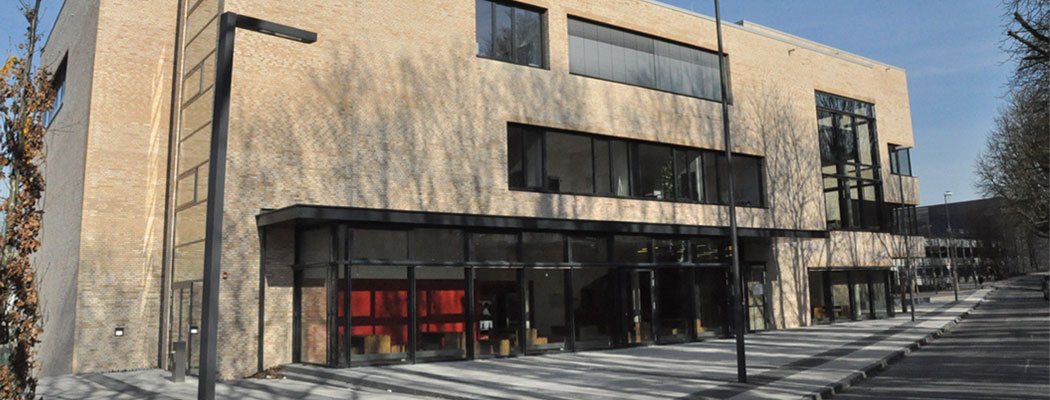 Neubau Hörsaalgebäude RWTH Aachen, Bauherr BLB NRW NL Aachen, Planung HH+F Architekten, Objektplanung: Leistungsphasen 6-8
