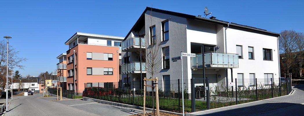 Wohnquartier Sebastianuspark in Würselen