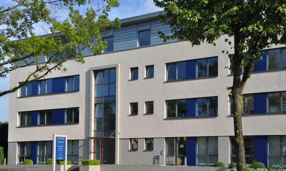 Jerusalem Architekt - unser Bürogebäude